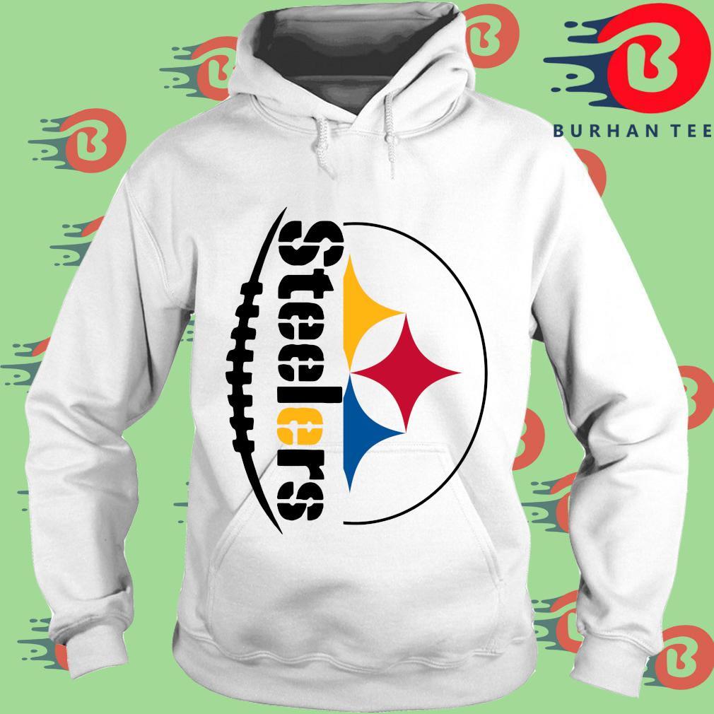 2021 Pittsburgh Steelers football team trang Hoodie