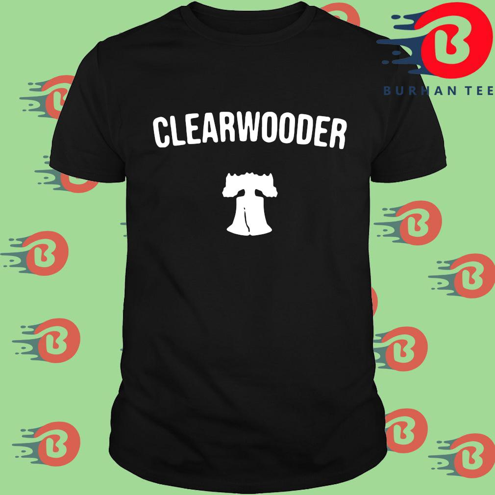 Clearwooder Baseball Philly Baseball Bryce Clear Wooder Shirt
