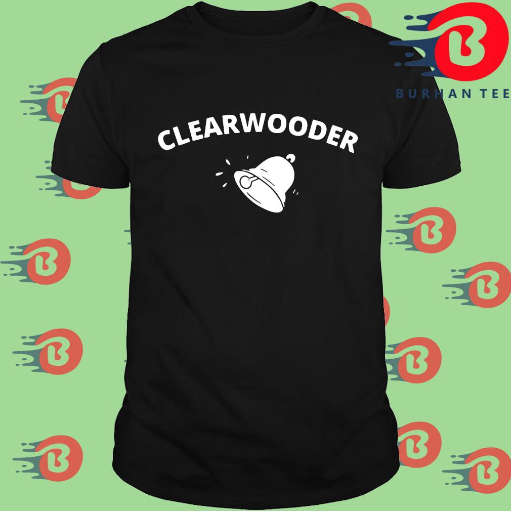 Clearwooder shirt