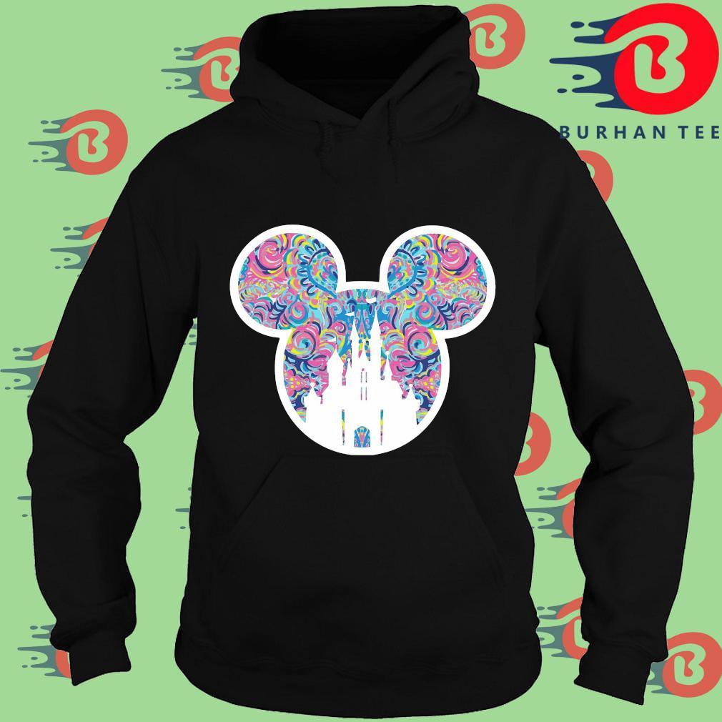 Disney Mickey Mouse head Hoodie