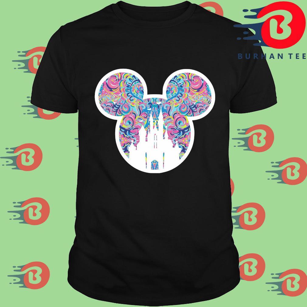 Disney Mickey Mouse head shirt
