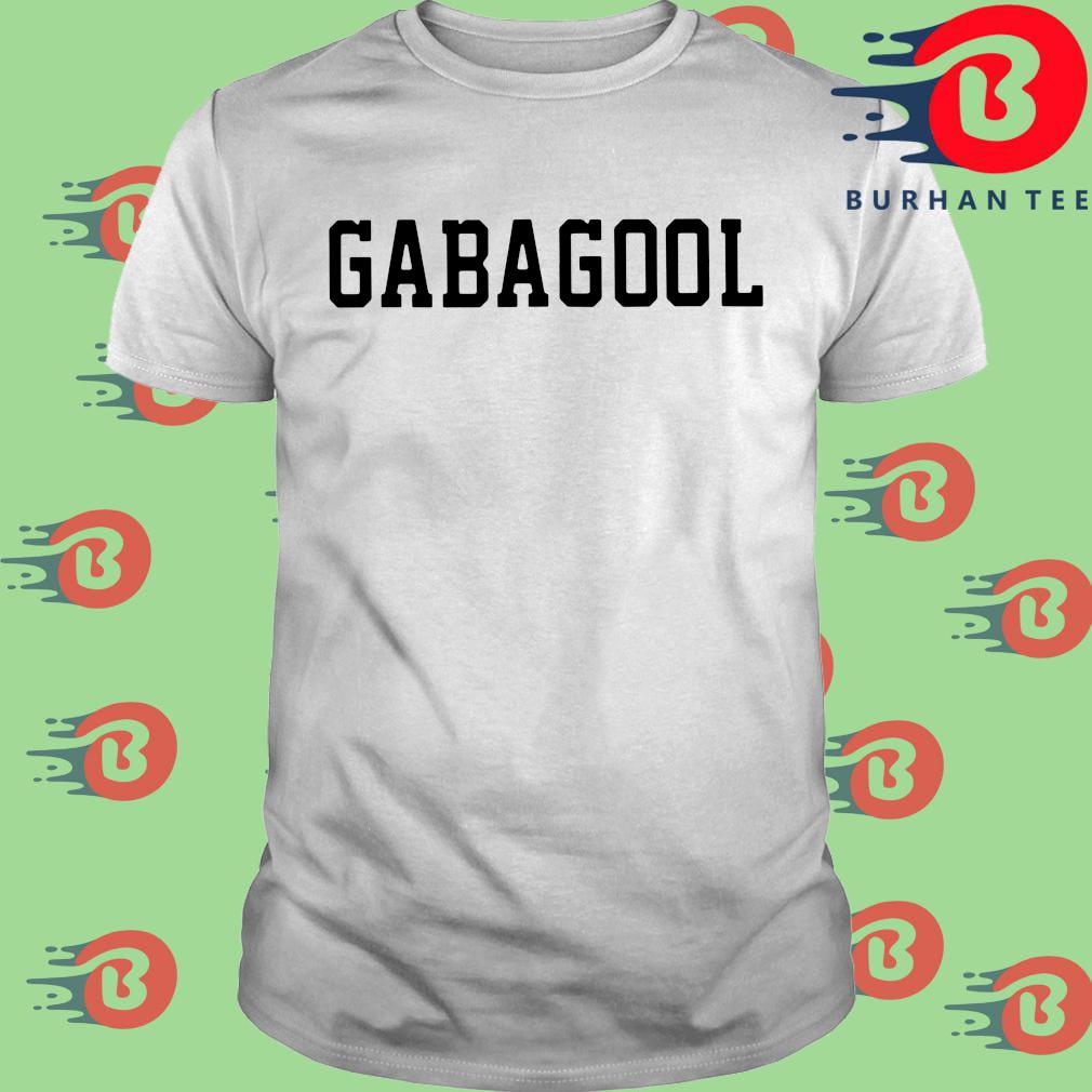 Gabagool shirt