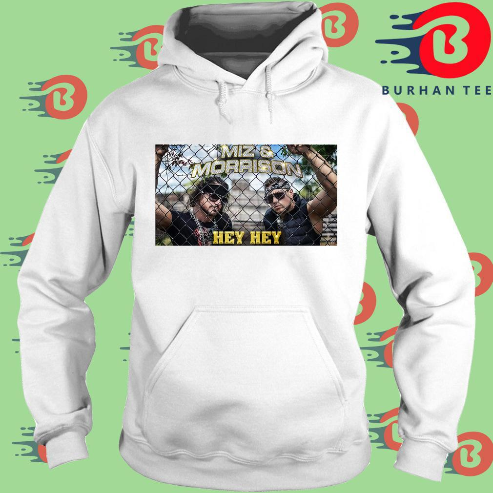 Mix and Morrison hey hey trang Hoodie