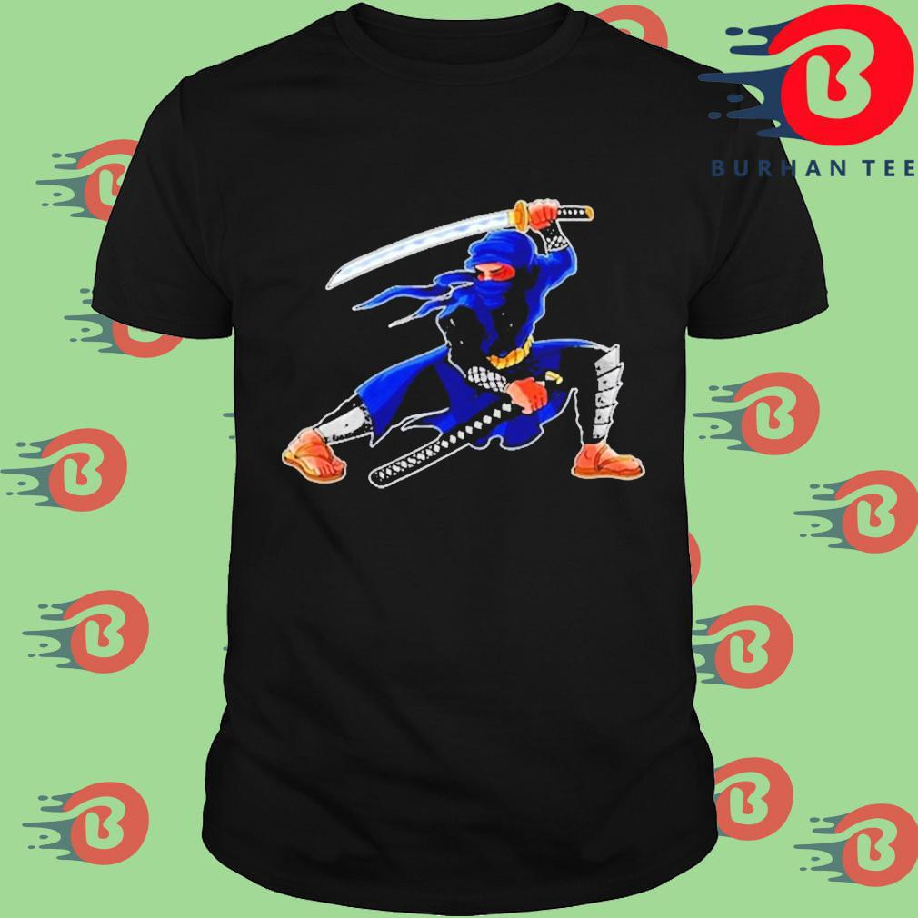 Ninja For Boys Kids Men Anime Manga Costume Shirt