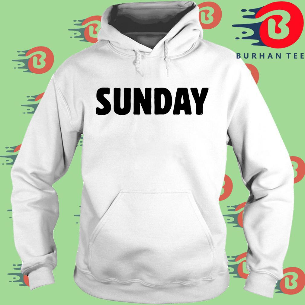 Official sunday 2021 trang Hoodie
