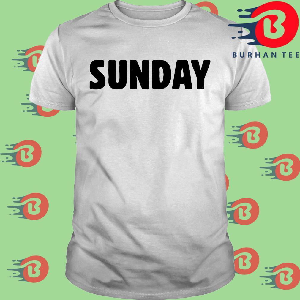 Official sunday 2021 shirt