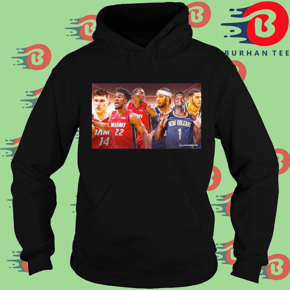 Pelicans' Zion Williamson to Wear Custom Air Jordan Shirt Hoodie
