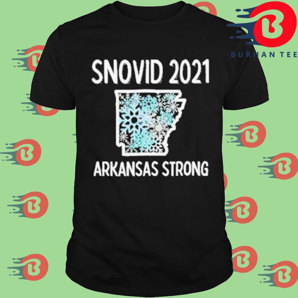 Snovid 2021 Arkansas strong shirt