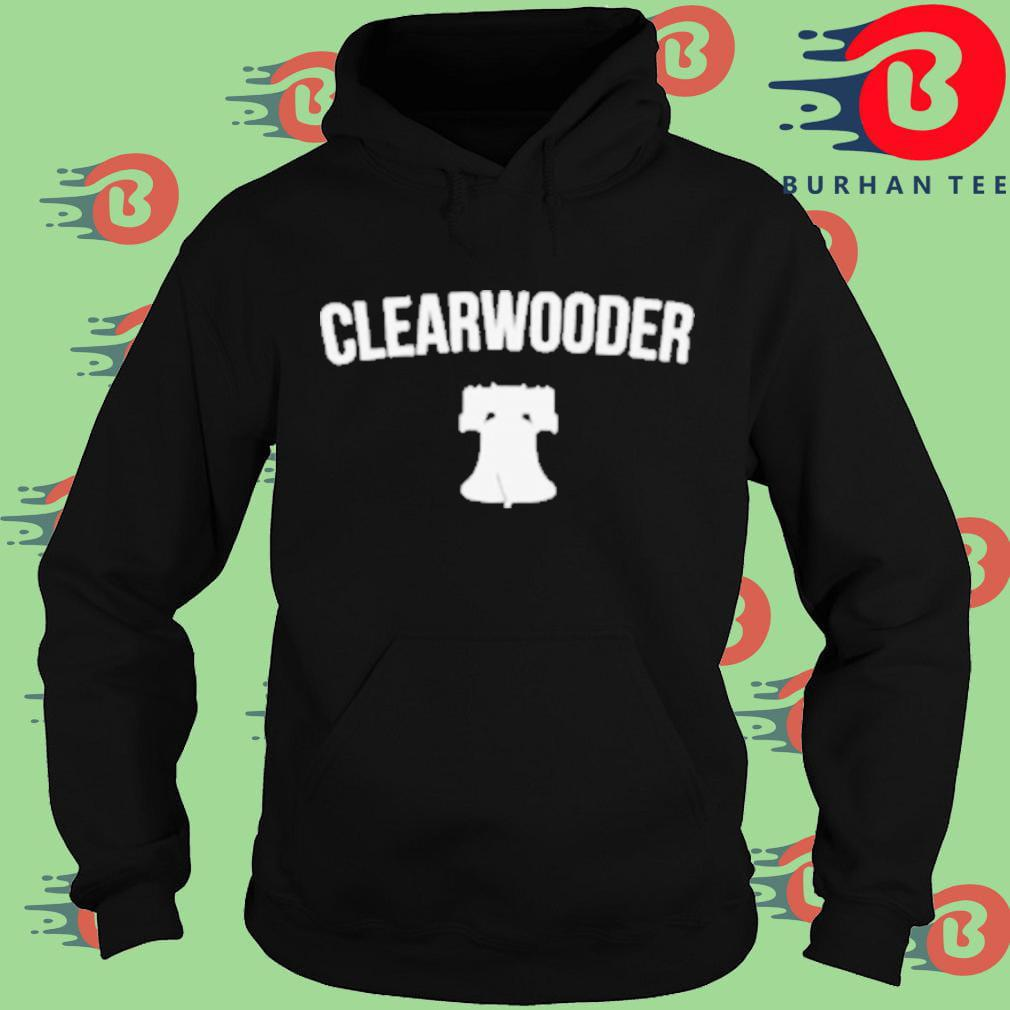 The Philadelphia Phillies Clearwooder Hoodie