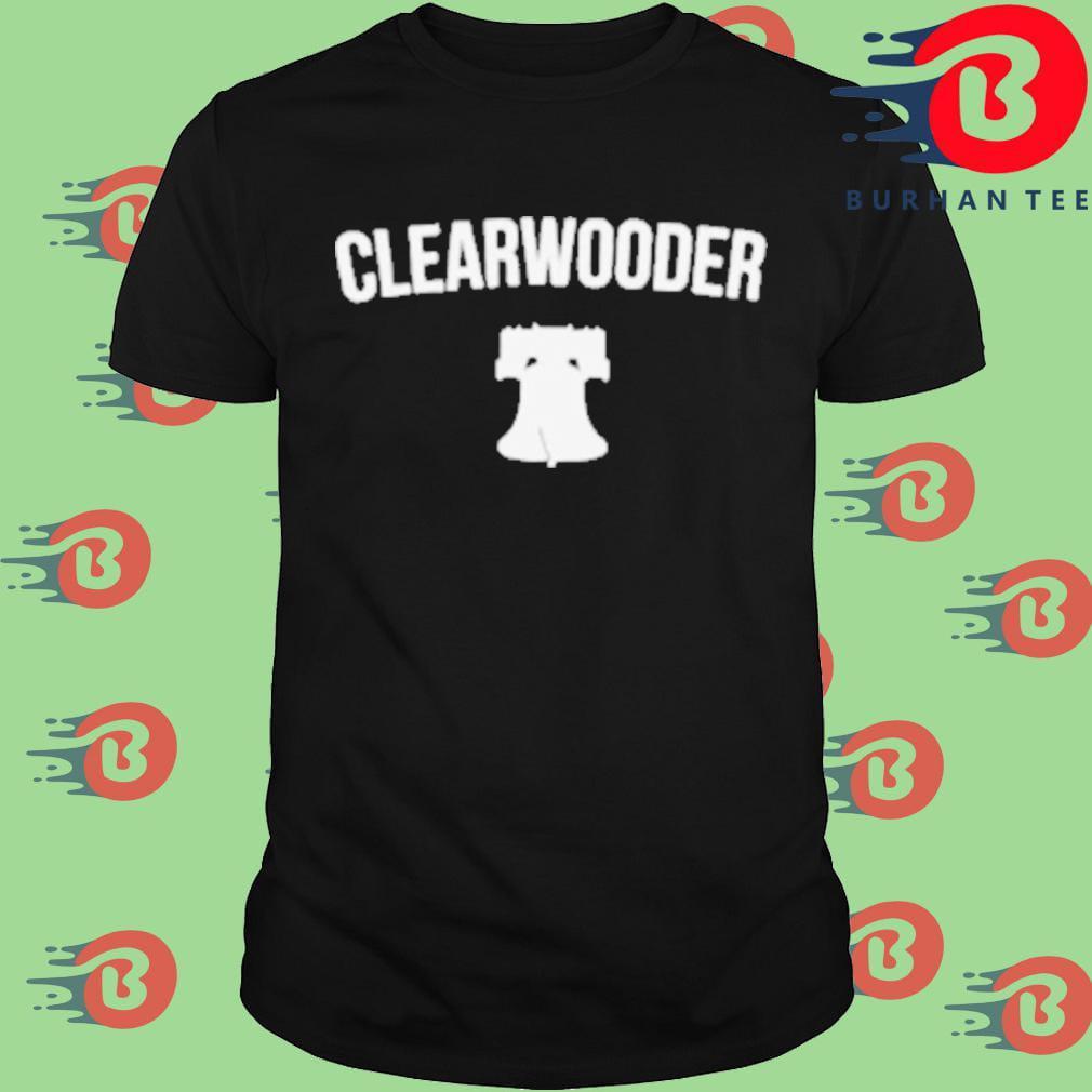 The Philadelphia Phillies Clearwooder shirt