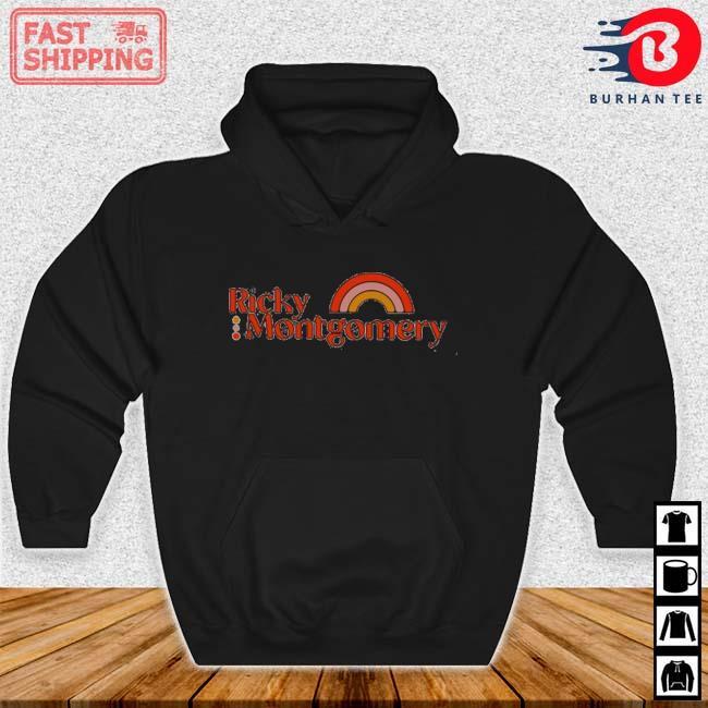 Ricky Montgomery Shirt Hoodie den