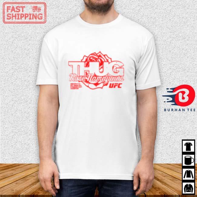 Thug Rose Strawweight Champion Shirt