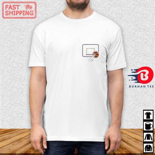 Wedgie Counter No Dunks Basketball Shirt