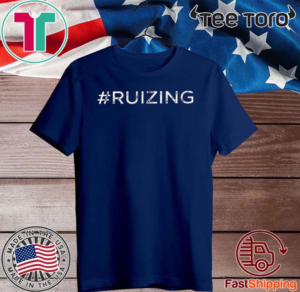 #Ruzing 2020 T-Shirt