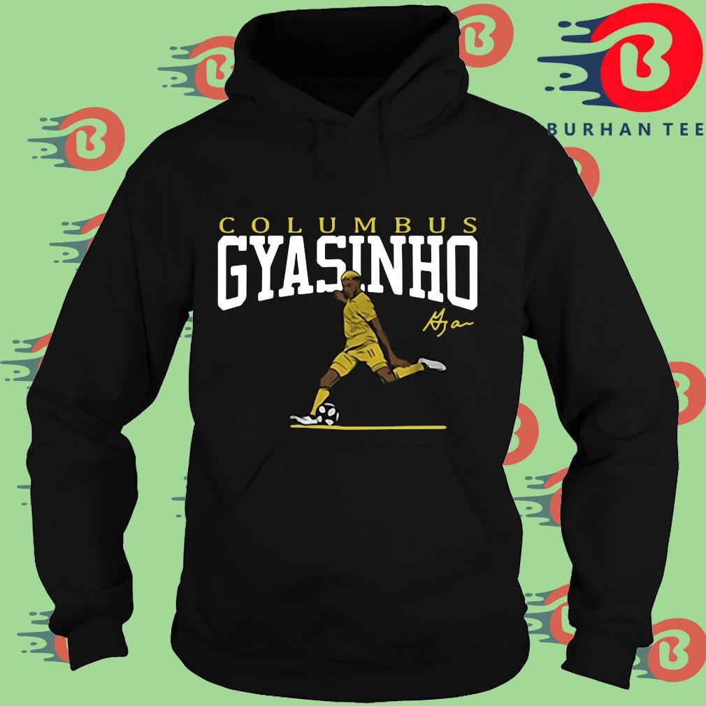 Gyasi Zardes Gyasinho Columbus 2020 Signature Shirt Hoodie