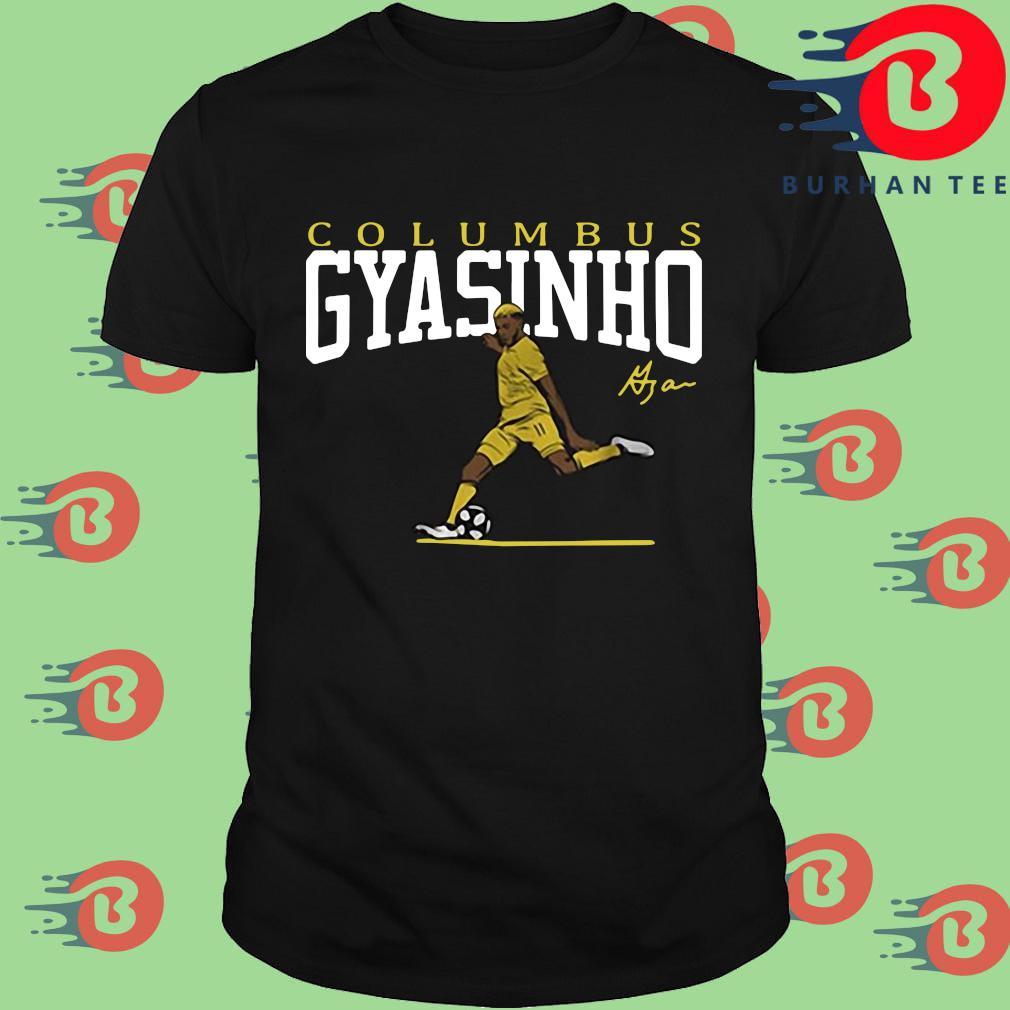 Gyasi Zardes Gyasinho Columbus 2020 Signature Shirt