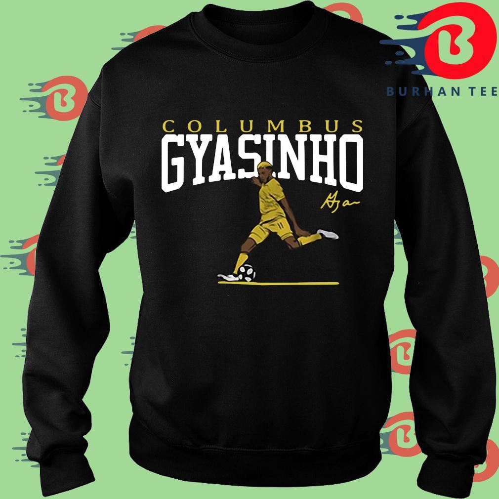 Gyasi Zardes Gyasinho Columbus 2020 Signature Shirt Sweater