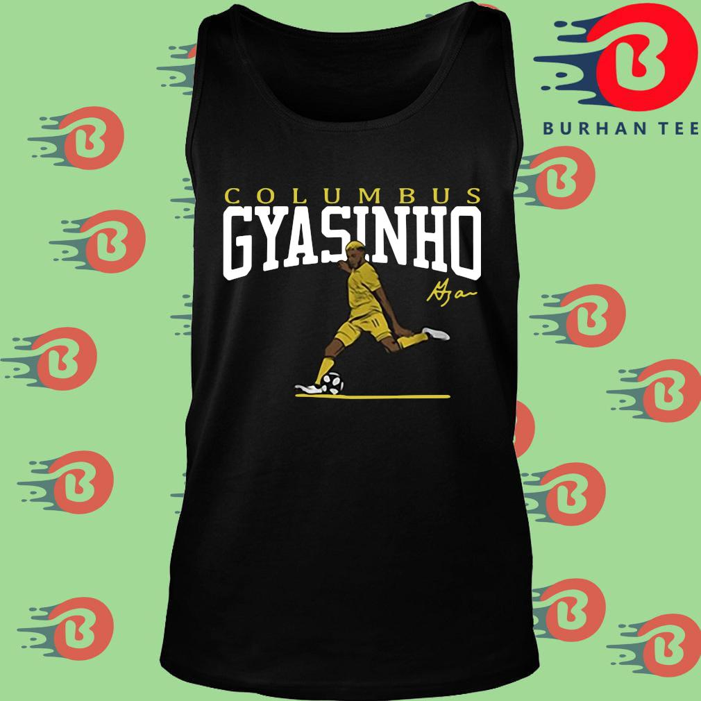 Gyasi Zardes Gyasinho Columbus 2020 Signature Shirt Tank top