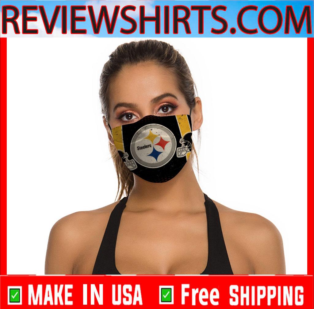Face Masks Pittsburgh Steelers Pennsylvania Logo NHL