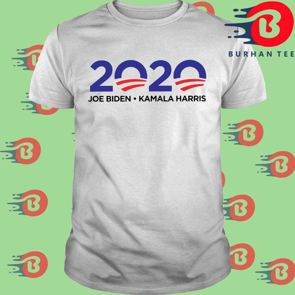 Joe Biden Kamala Harris 2020 Shirt Hoodie Sweatshirt And Long Sleeve