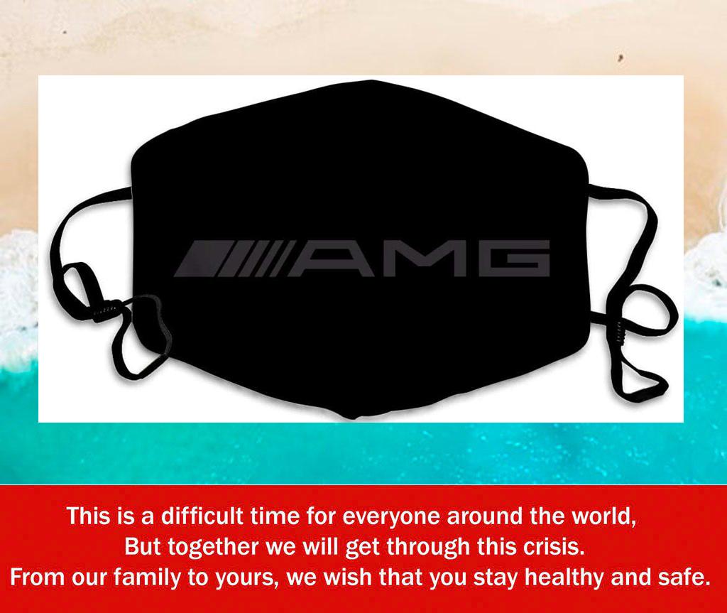 Mercedes Benz AMG Filter Face Mask