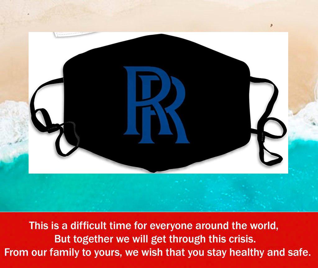 Logo Rolls Royce Filter Face Mask