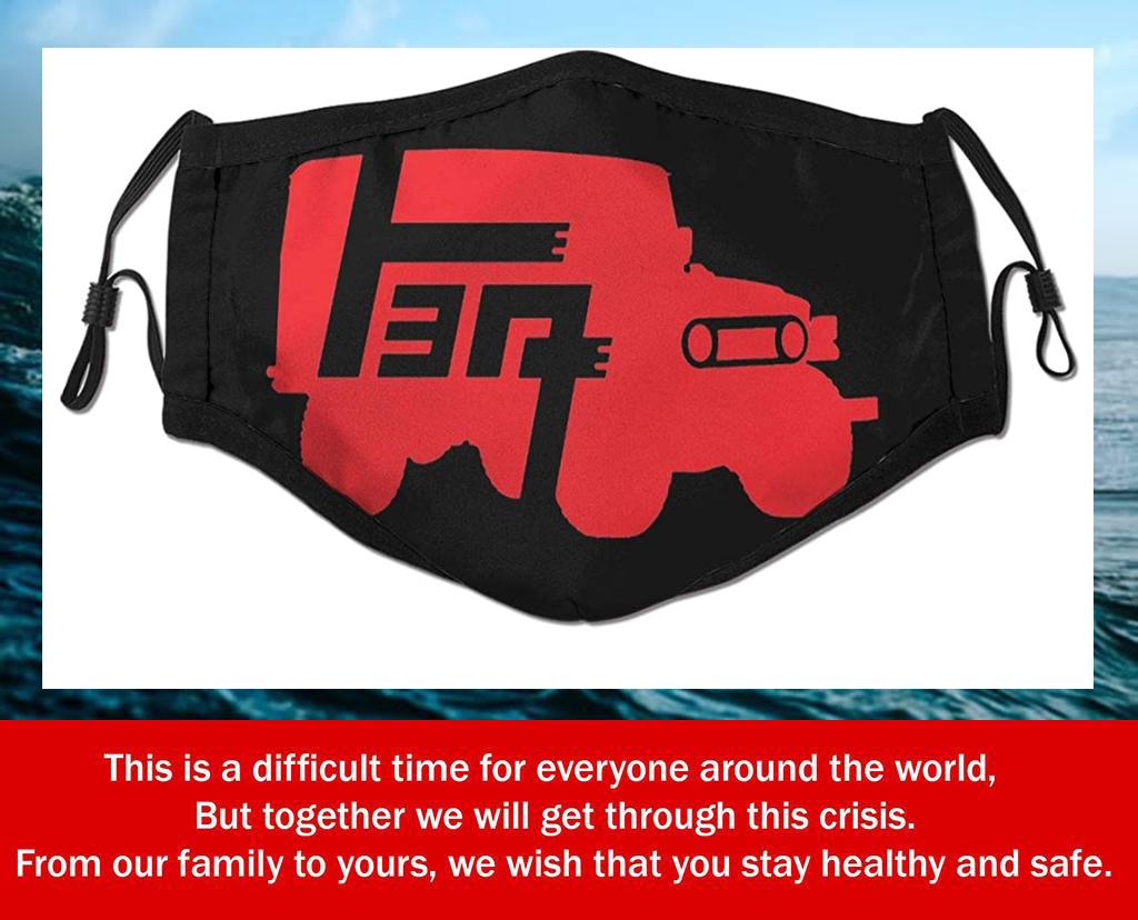 Toyo Fj Fj40 Filter Face Mask