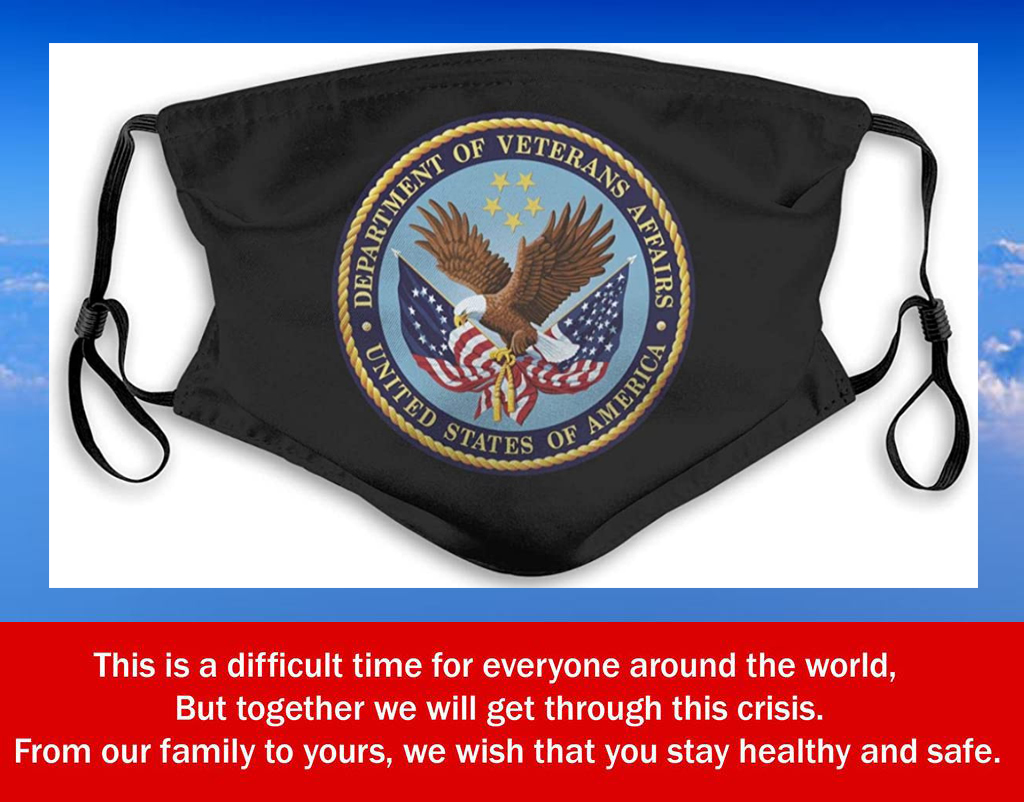 Us Department of Veterans Affairs Filter Face Mask
