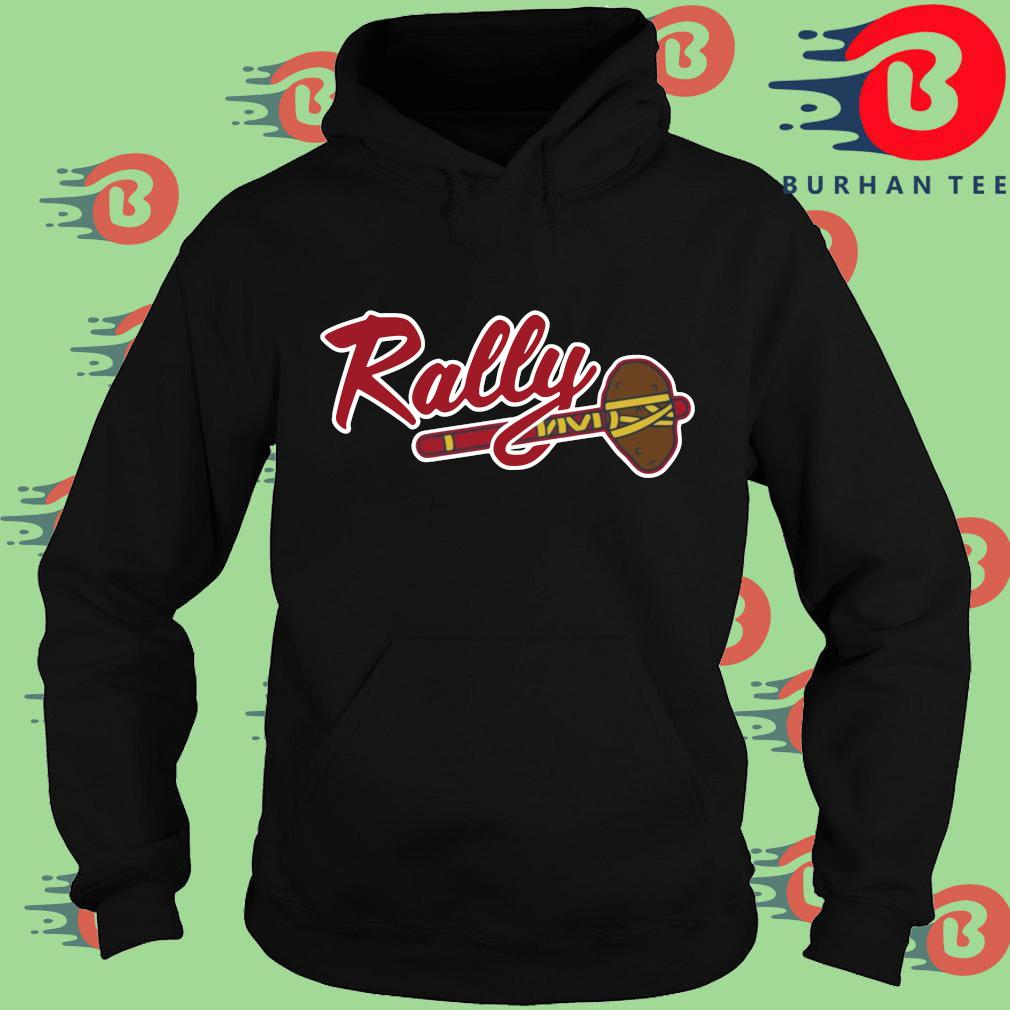 Atlanta Braves Rally Potato Shirt Hoodie
