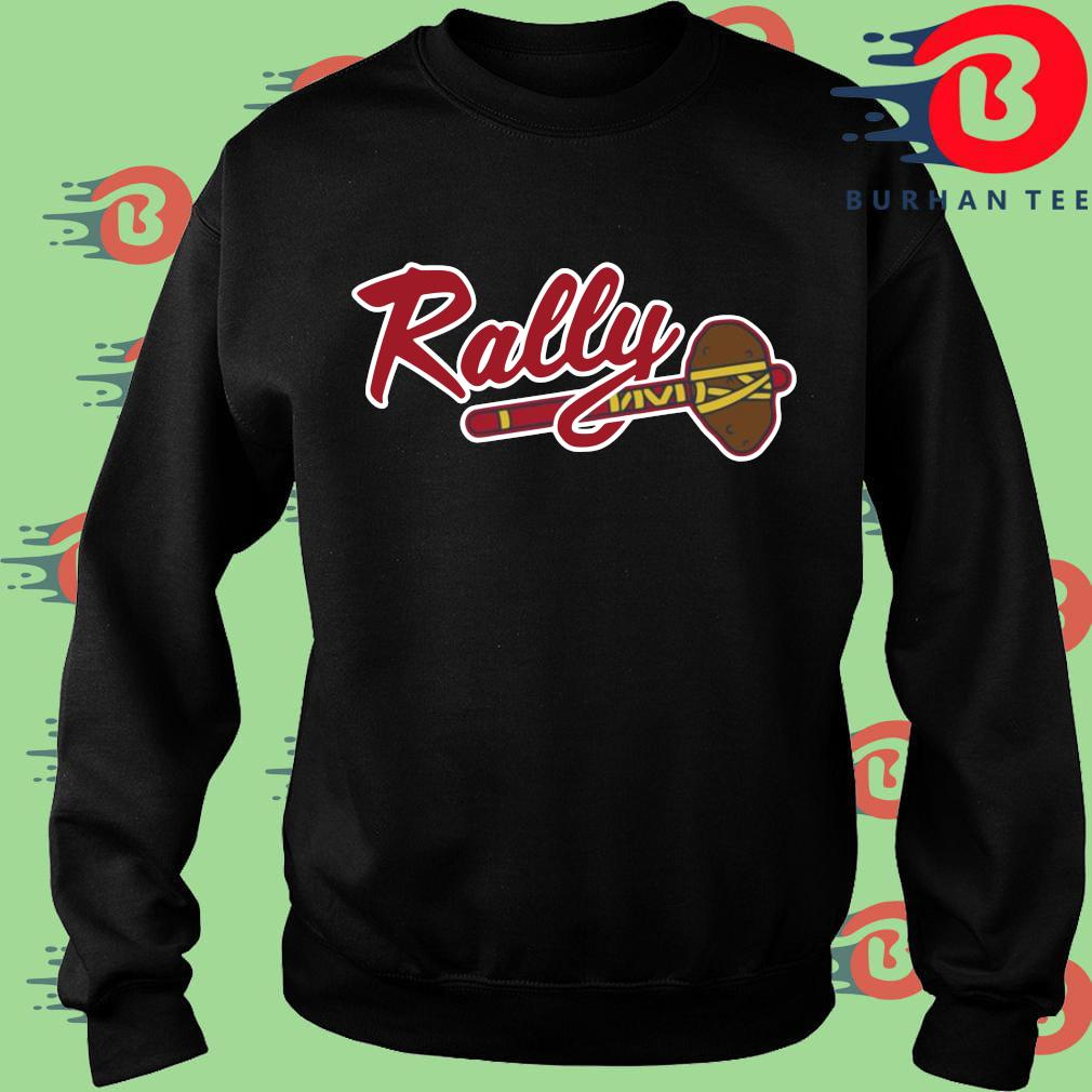 Atlanta Braves Rally Potato Shirt Sweater