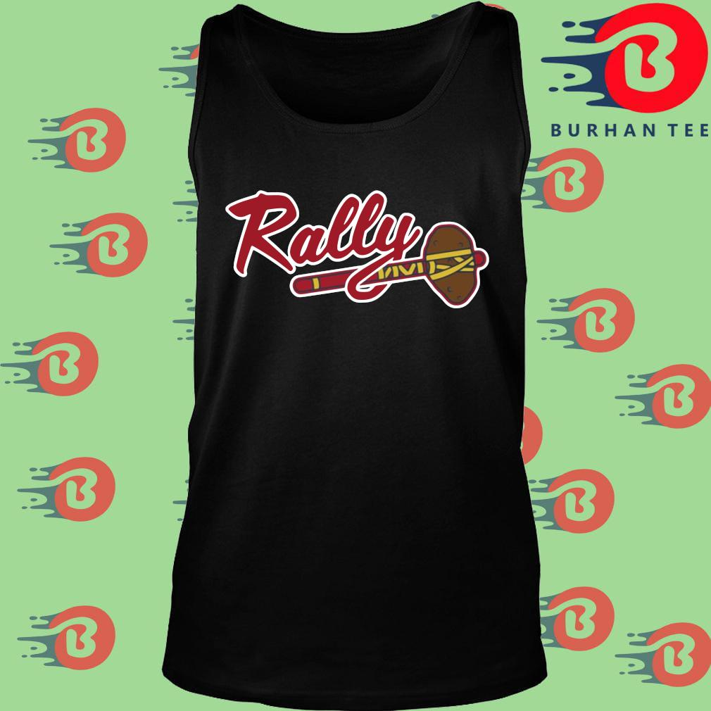 Atlanta Braves Rally Potato Shirt Tank top