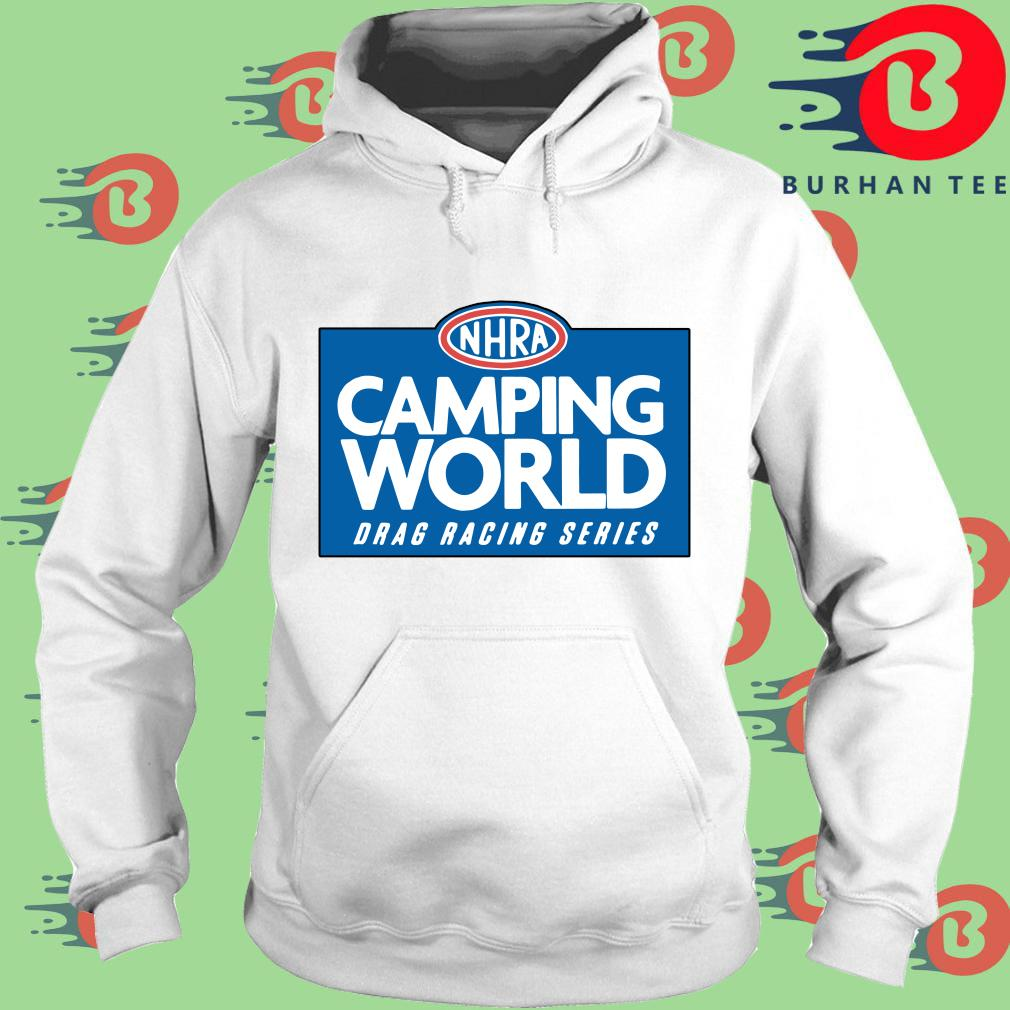 NHRA camping world drag racing series s trang Hoodie