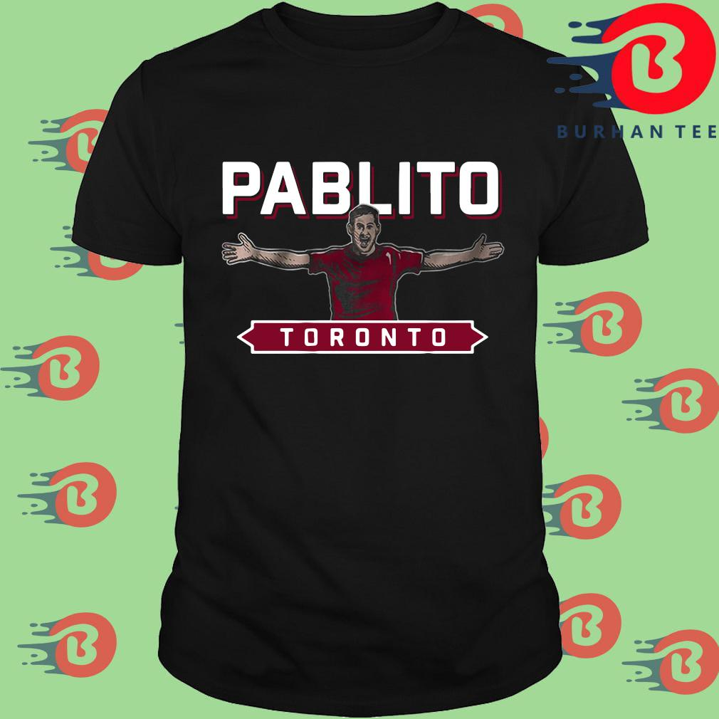 Pablito Toronto shirt