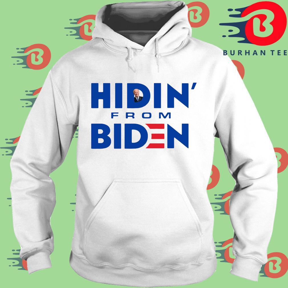 Hidin' from Biden s trang Hoodie