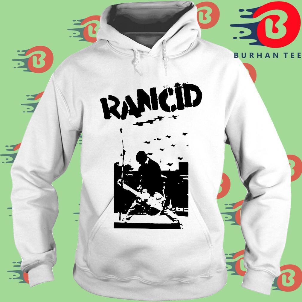 Rancid rock s trang Hoodie