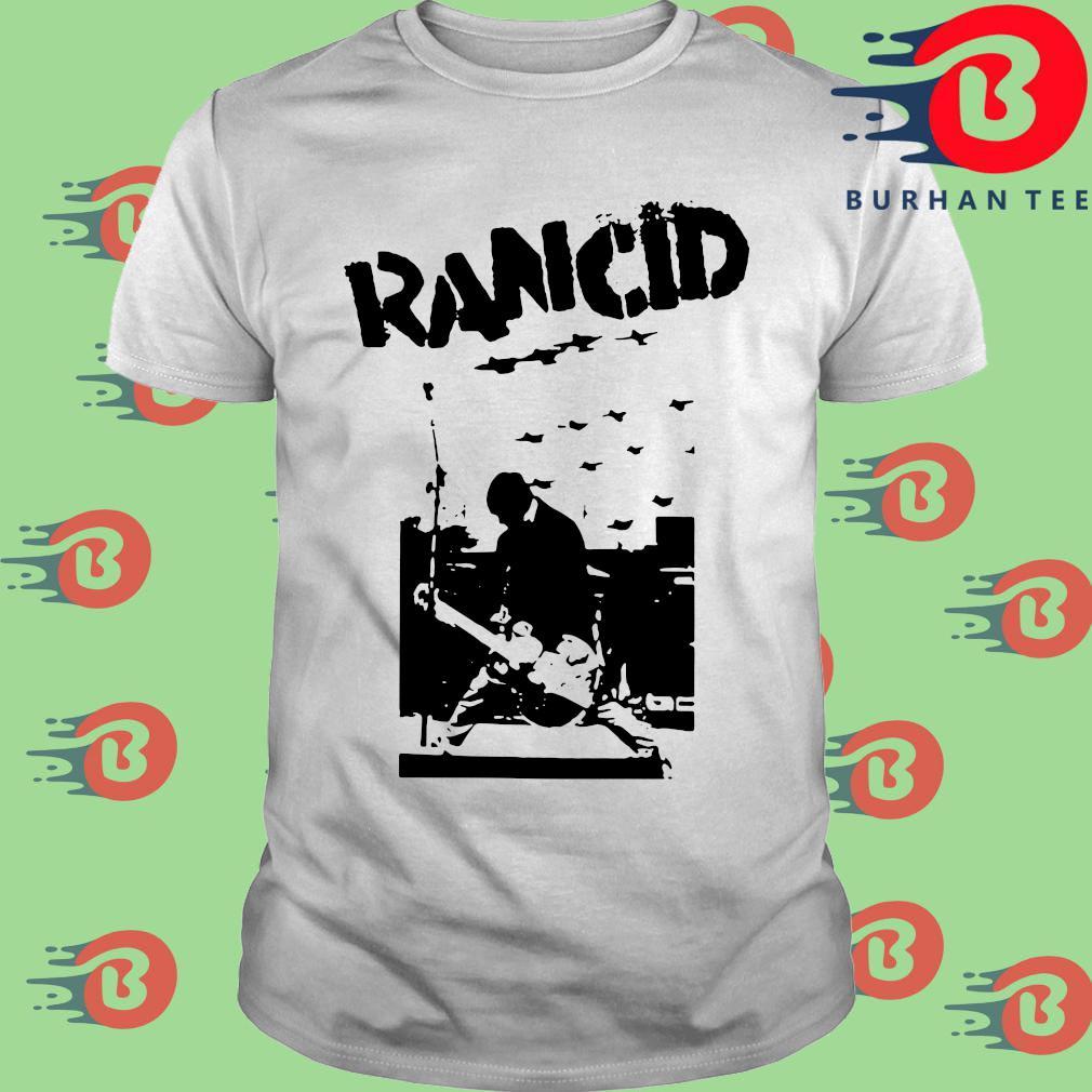 Rancid rock s trang Shirt