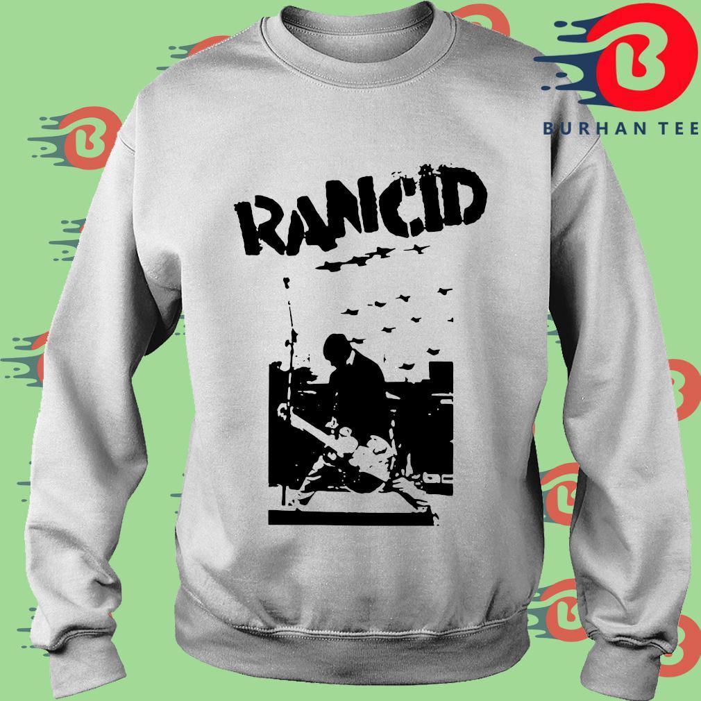 Rancid rock shirt