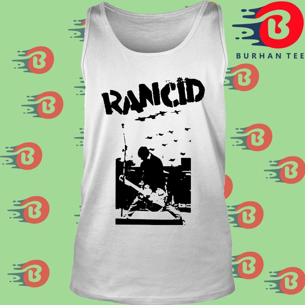 Rancid rock s trang Tank top