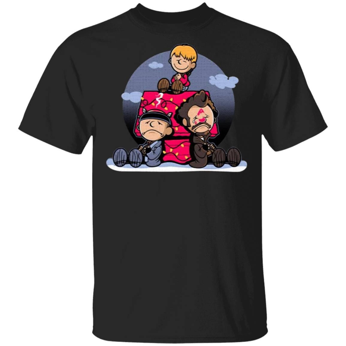 Home Alone Christmas T-Shirt