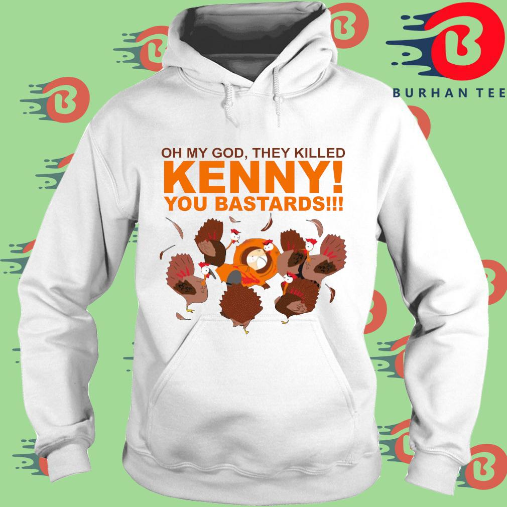 South park oh my god they killed kenny you bastards s trang Hoodie