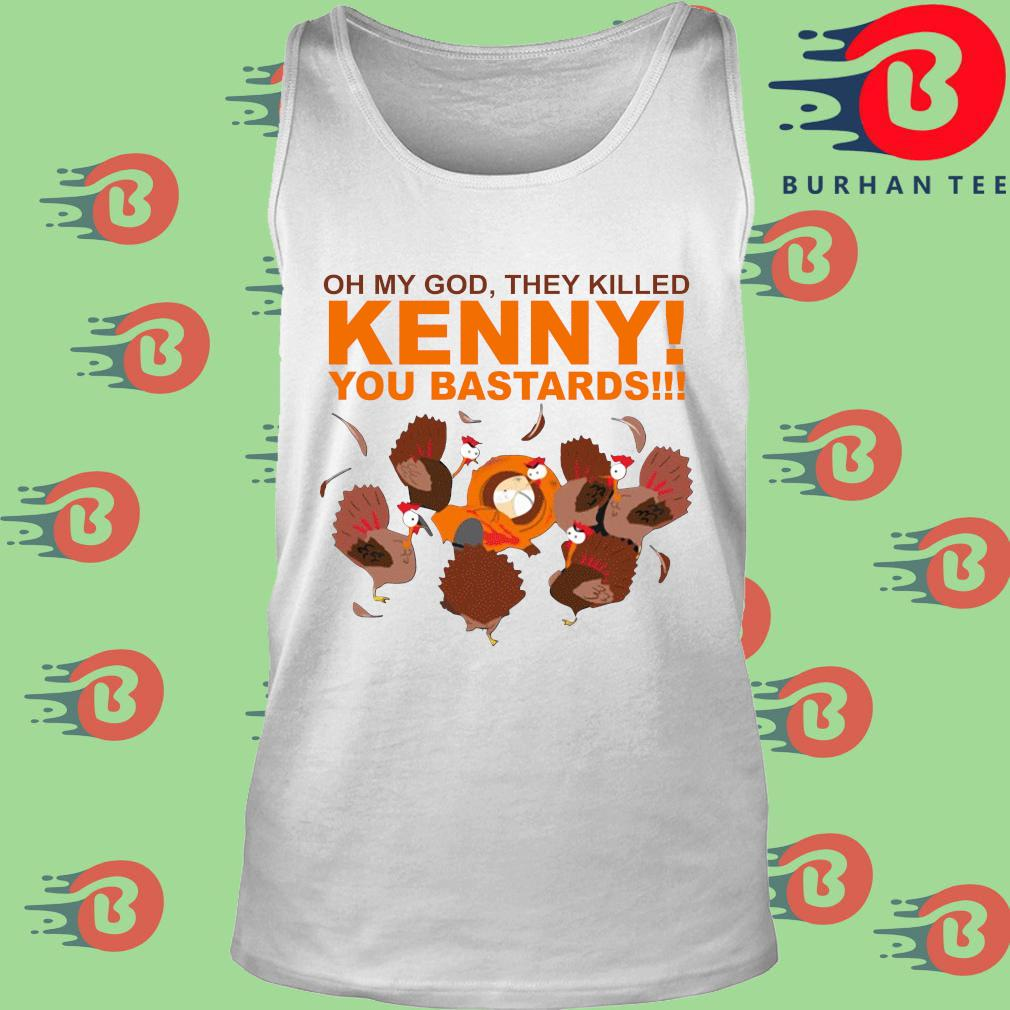 South park oh my god they killed kenny you bastards s trang Tank top