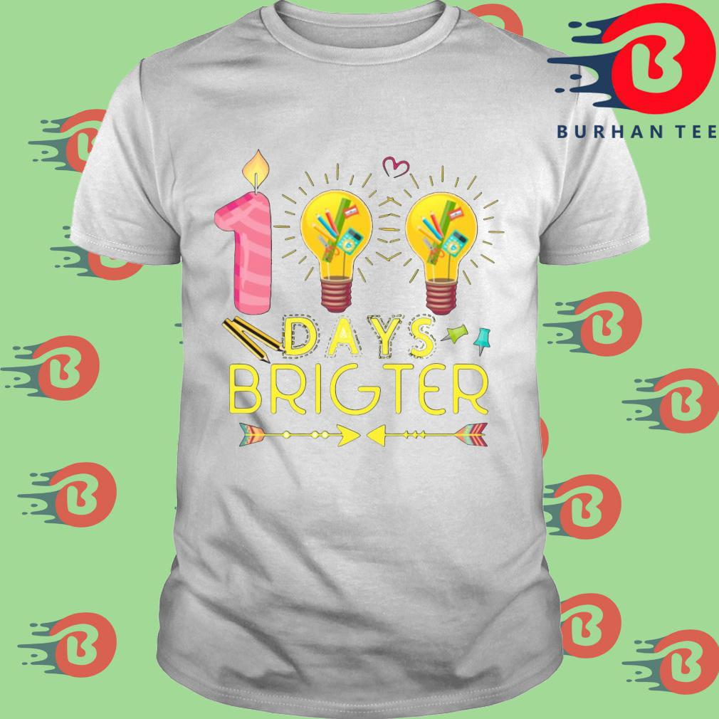 100 days brighter s trang Shirt