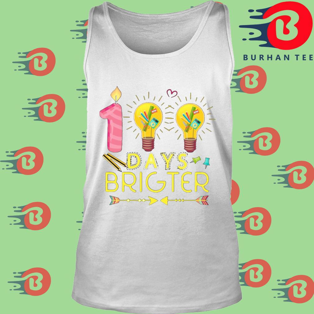 100 days brighter s trang Tank top