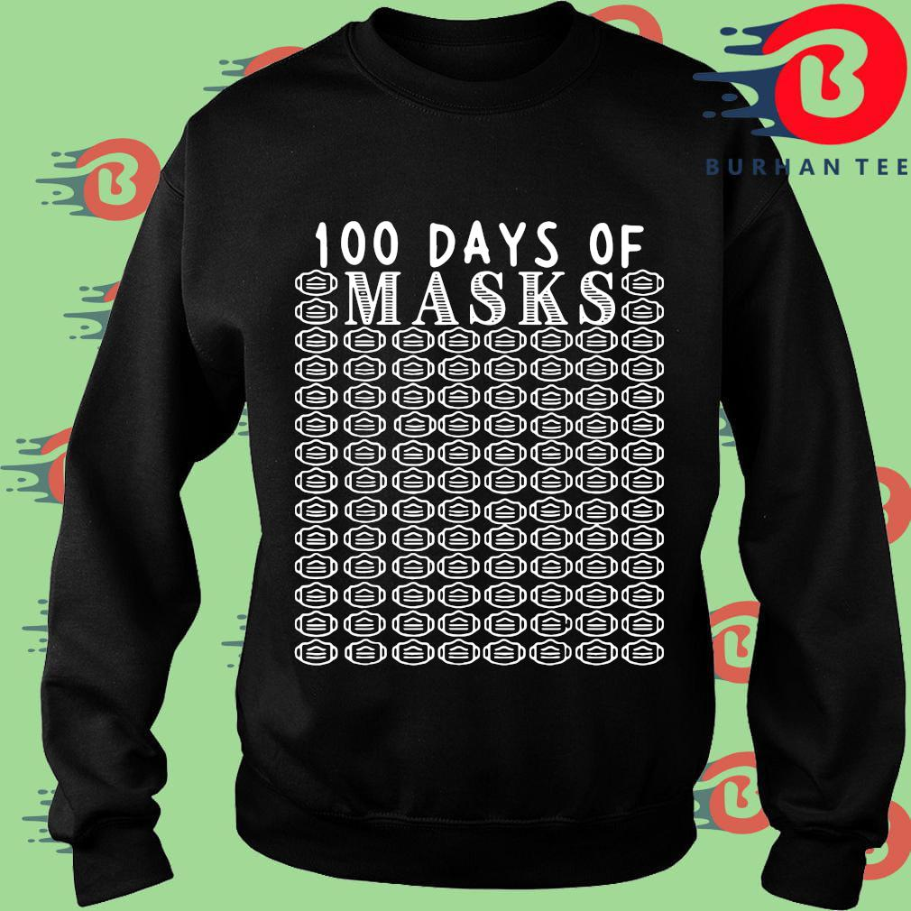 100 days of mask s Sweater