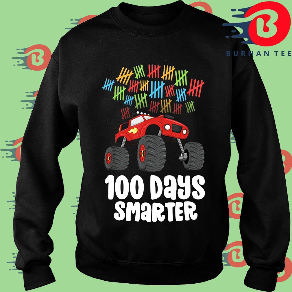 100 days smarter s Sweater