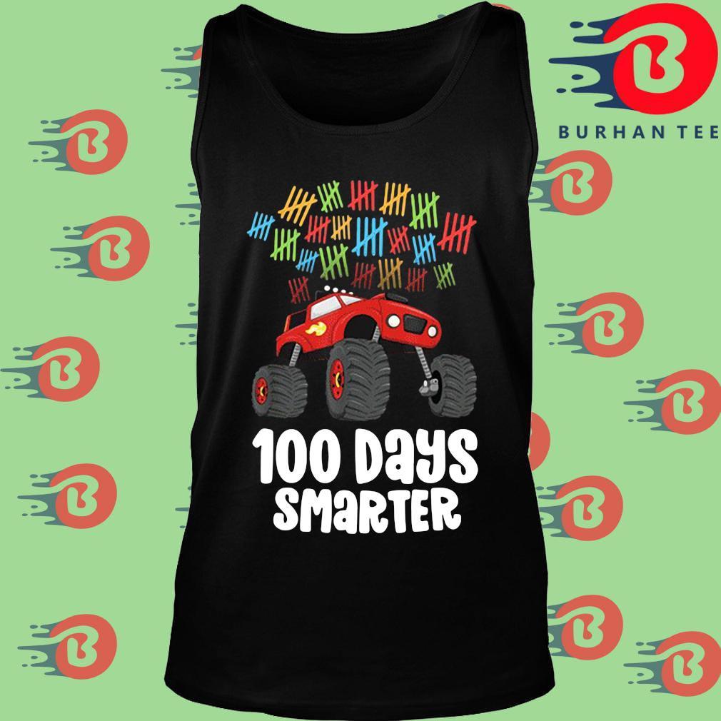 100 days smarter s Tank top