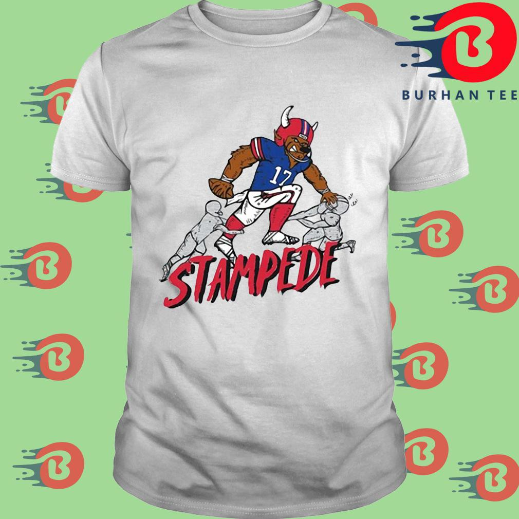 Buffalo Bills stampede 17 shirt