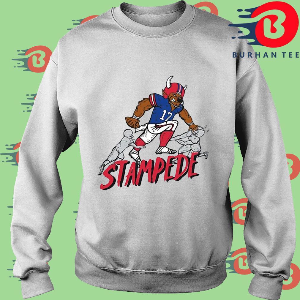 Buffalo Bills stampede 17 s trang Sweater
