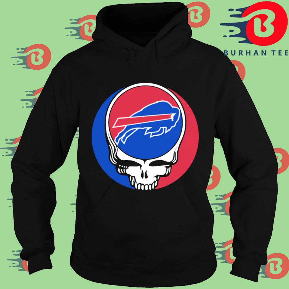 Funny Grateful Dead Buffalo Bills Shirt Hoodie