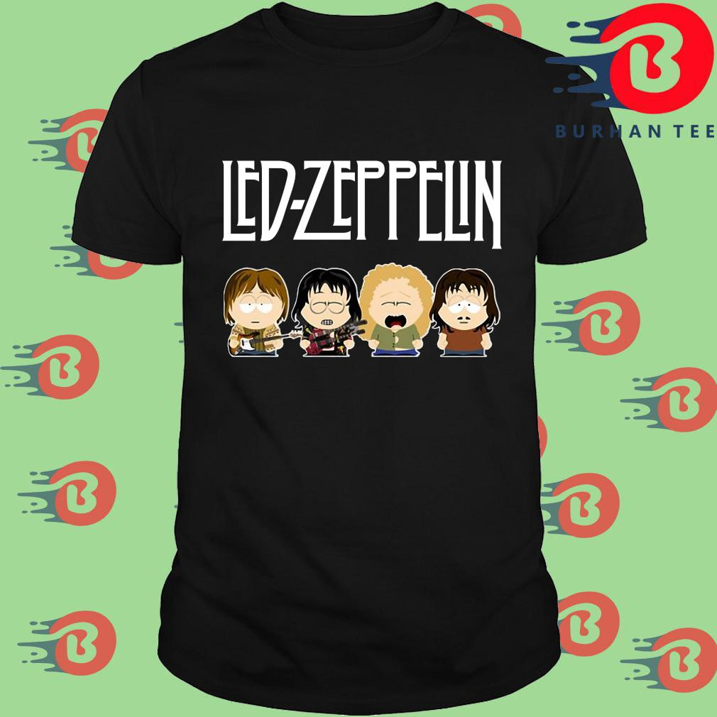 Led zeppelin south park shirt